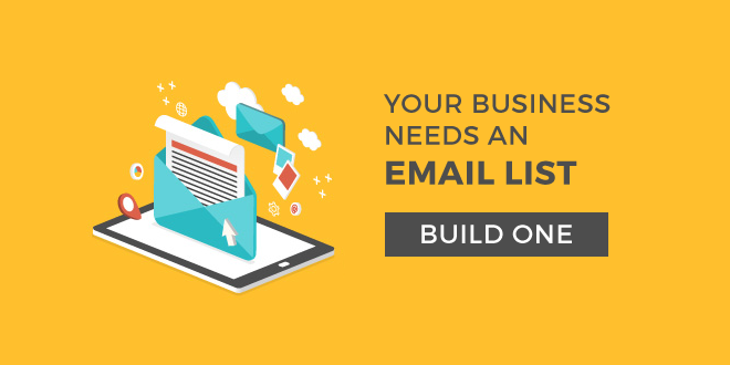 Why Your Business Needs an Email List and How To Build One | SociableBlog